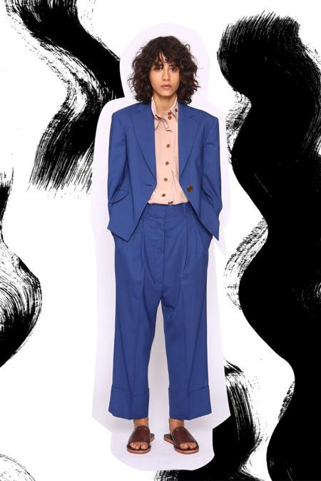 Vivienne Westwood - Модные женские костюмы сезона весна/лето 2017
