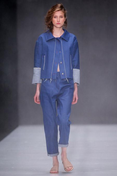 Yulia Nikolaeva - Модные женские костюмы сезона весна/лето 2017