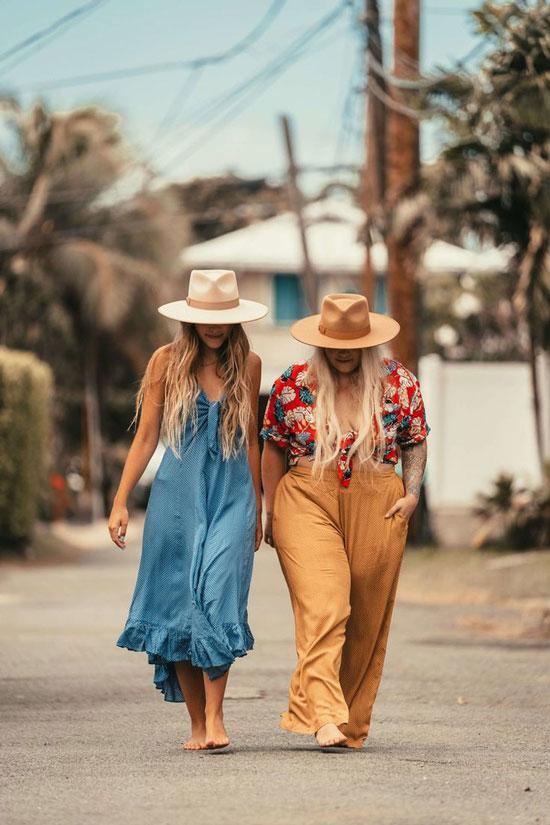 Одежда в стиле бохо для полных женщин