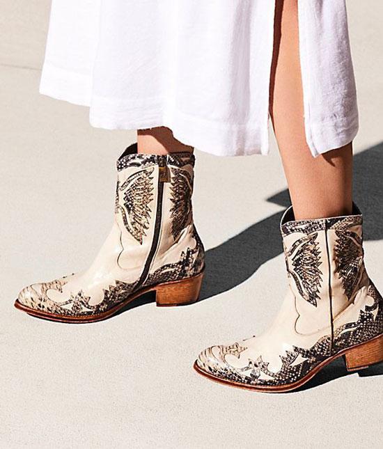 Обувь в стиле бохо для женщин