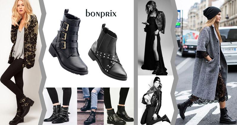 Девушки в обуви в стиле глэм-рок