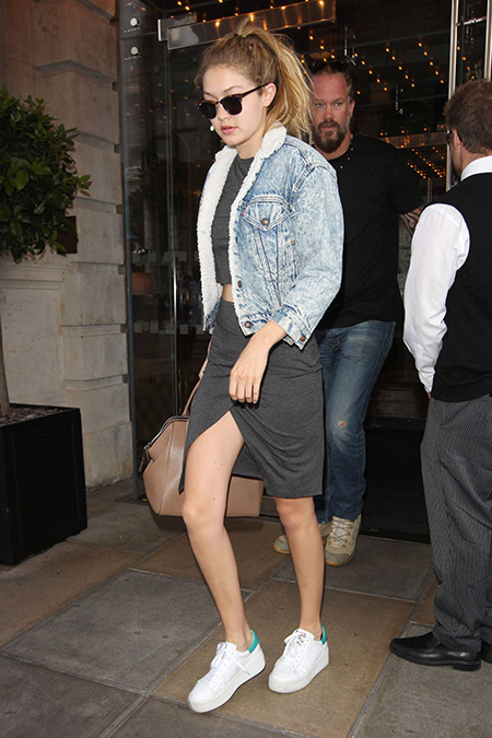 Лондон, июль 2015