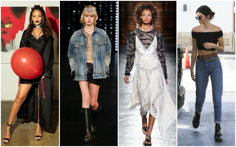 Мода 90-х / Какие тренды были в 90-х, как их носить сейчас
