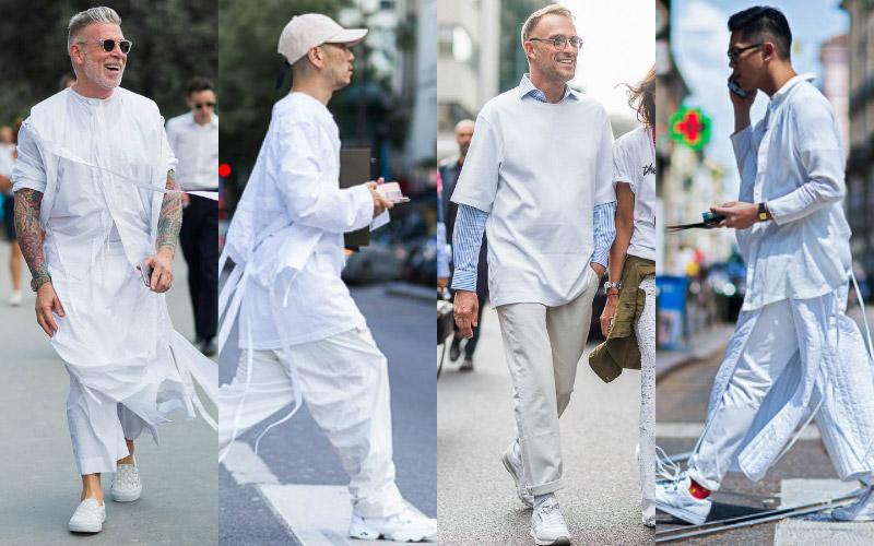 Белый-цвет - тренды-уличной-моды-в-мужской-одежде-весна-лето-2017