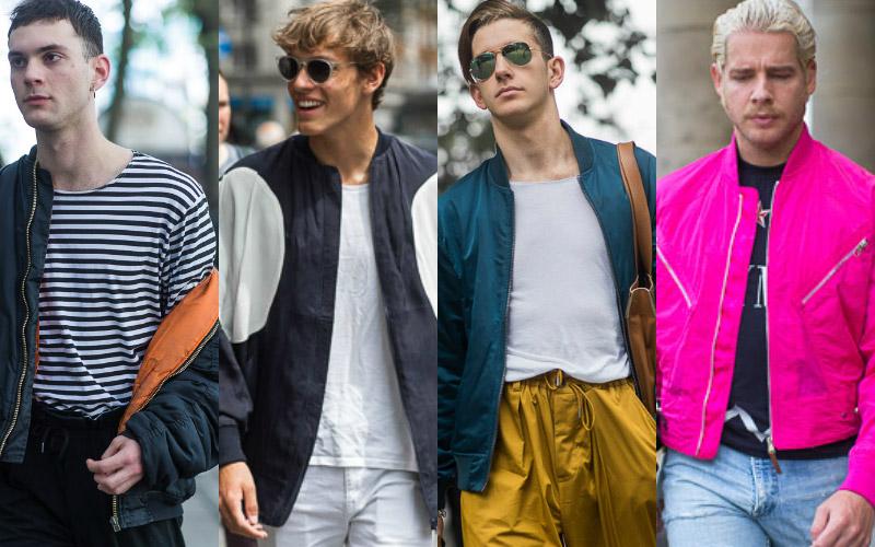 10 трендов мужской уличной моды на весну/лето 2017