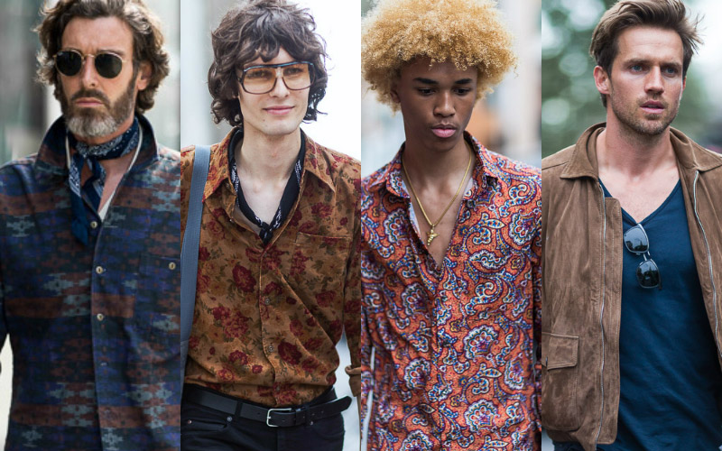 Мода-70-х - тренды-уличной-моды-в-мужской-одежде-весна-лето-2017