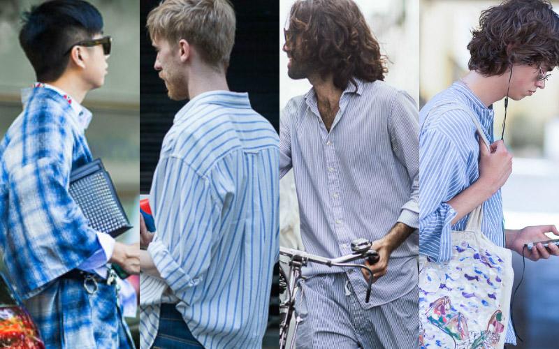 Пижамный-стиль - тренды-уличной-моды-в-мужской-одежде-весна-лето-2017