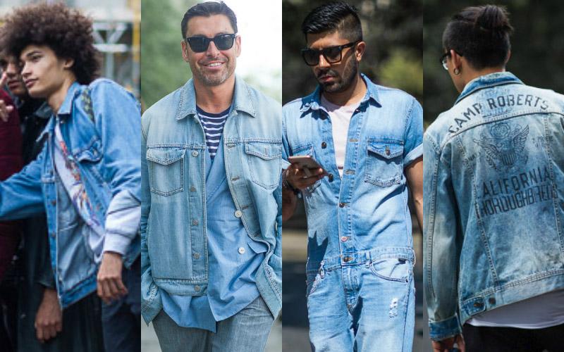 Светло-голубая-джинса - тренды-уличной-моды-в-мужской-одежде-весна-лето-2017