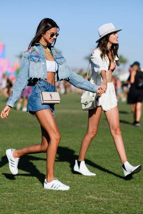 Коачелла 2017 — стильные наряды выходного дня