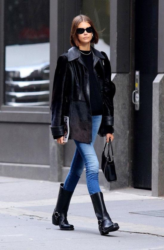 Стильные джинсы-скинни для девушек на весну 2020