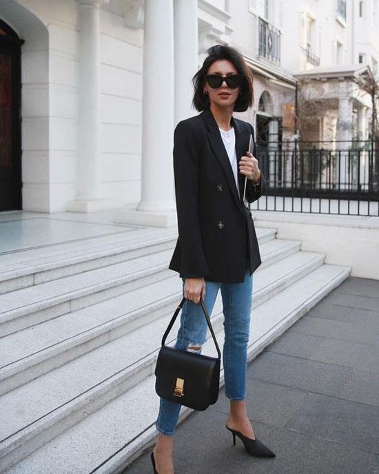 Актуальные джинсы-скинни для женщин весной 2020