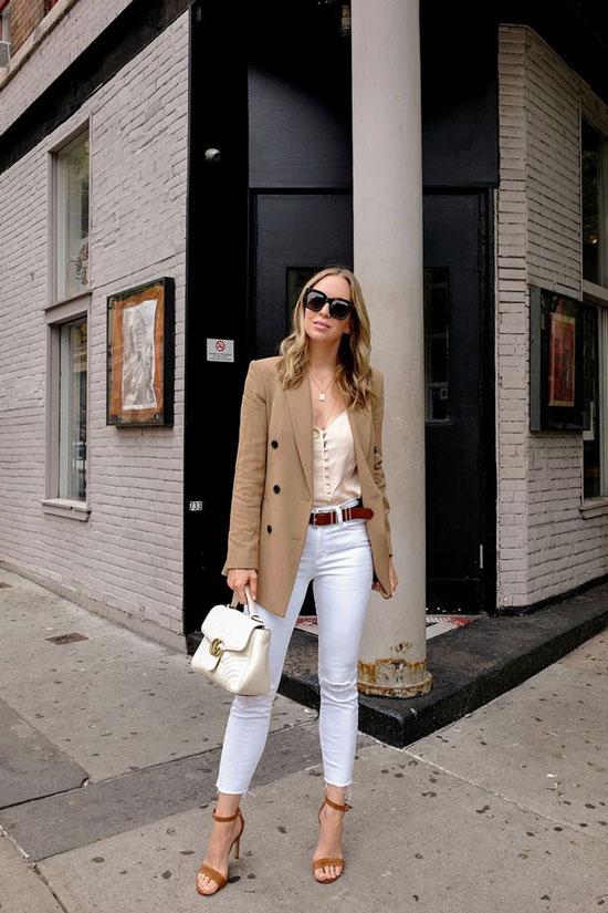 Стильные и модные джинсы-скинни для женщин 2020