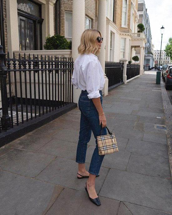 Как стильно носить женщинам джинсы-скинни в 2020 году