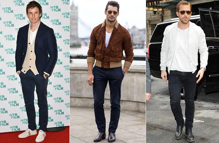 как одеться в клуб мужчине в 33