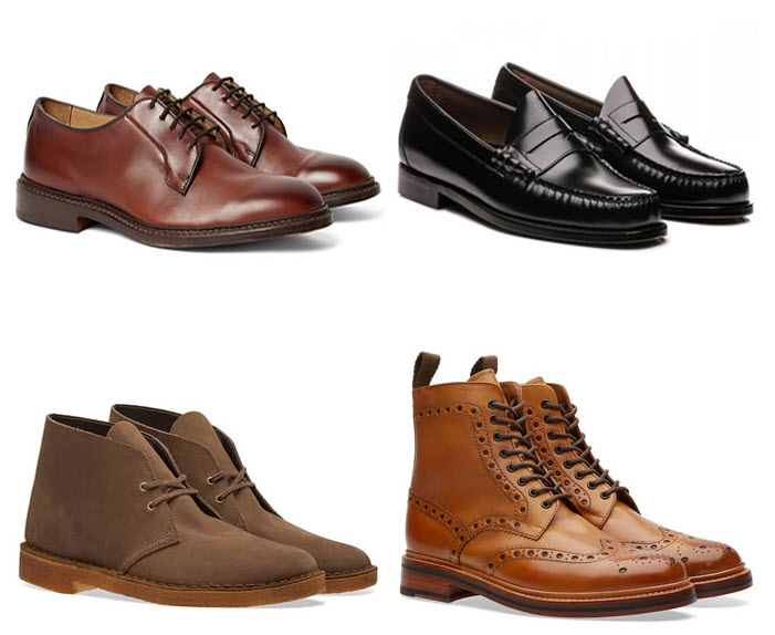 Обувь не спортивного типа - правила гардероба для тех кому за 30
