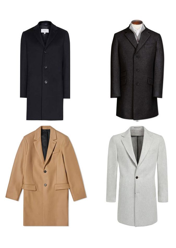 Пальто в строгом стиле, для тех кому за 30