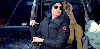 Одним из своих последних зимних образов Анджелина Джоли ломает все стереотипы