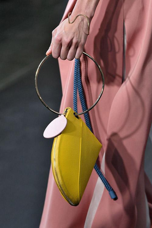 необычные сумки - Roksanda2 весна/лето 2018