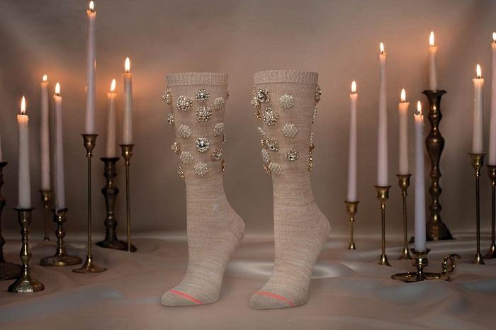 Коллекция носков на день святого валентина от рианны и Stance-f4