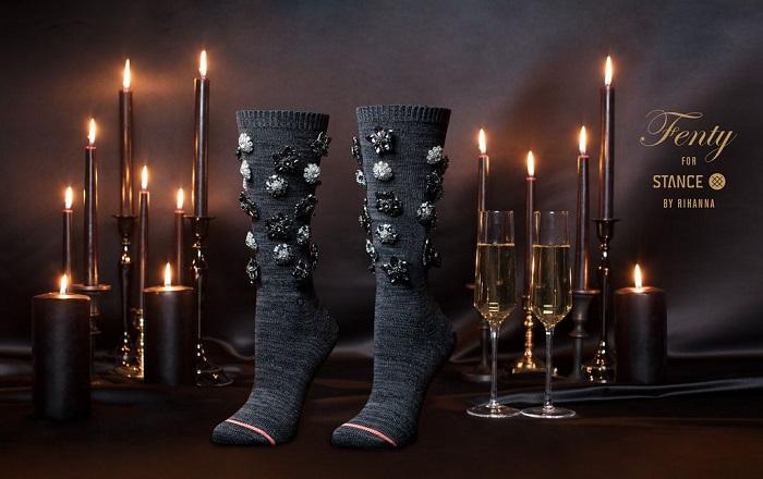 Коллекция носков на день святого валентина от рианны и Stance-f5