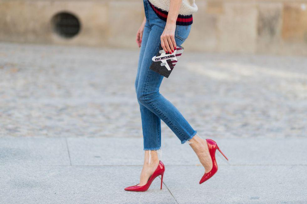 Как сочетать туфли и сумку весной 2018? Смотри 16 идей от блогеров, на фото