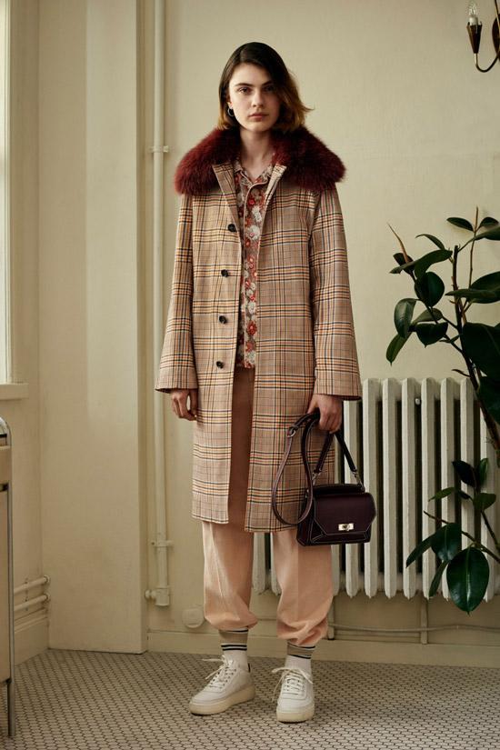 Какое пальто носить весной 2018, какая модель в моде. 9 трендов, на фото