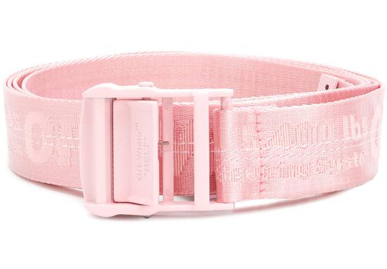 Розовый пояс