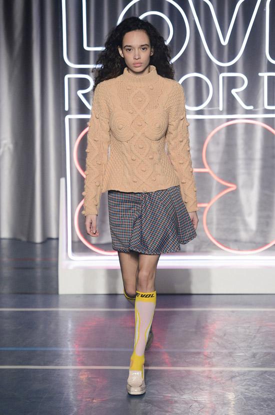 Мини юбка Aalto коллекция осень/зима 2018