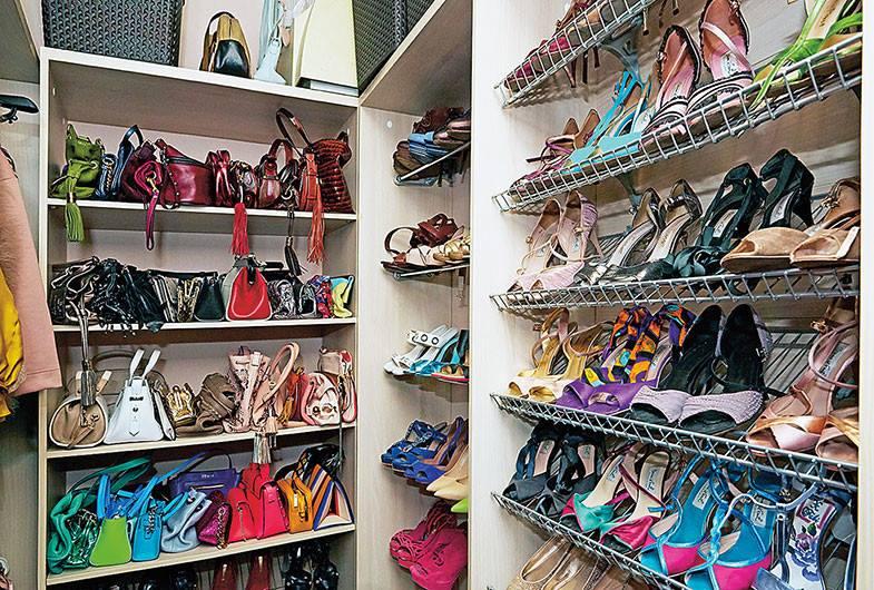 Коллекция обуви и сумок Лоры Резниковой