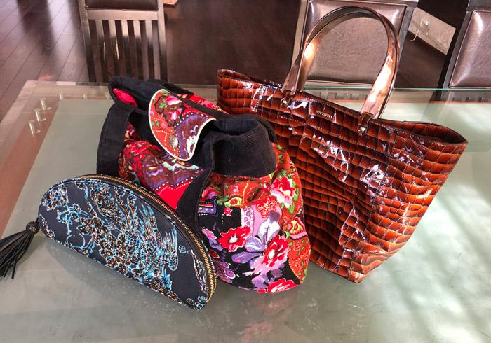 Любимые сумки из коллекции Лоры Резниковой