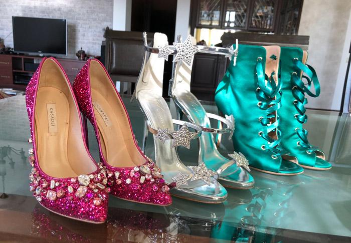 Любимые туфли Лоры Резниковой