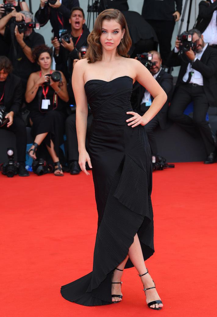 Барбара Палвин на 76-м Венецианском кинофестивале 2019 года