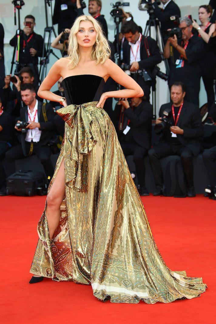 Ельза Хоск на 76-м Венецианском кинофестивале 2019 года