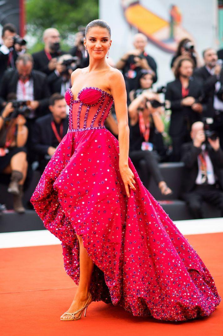 Gabrielle Caunesil на 76-м Венецианском кинофестивале 2019 года