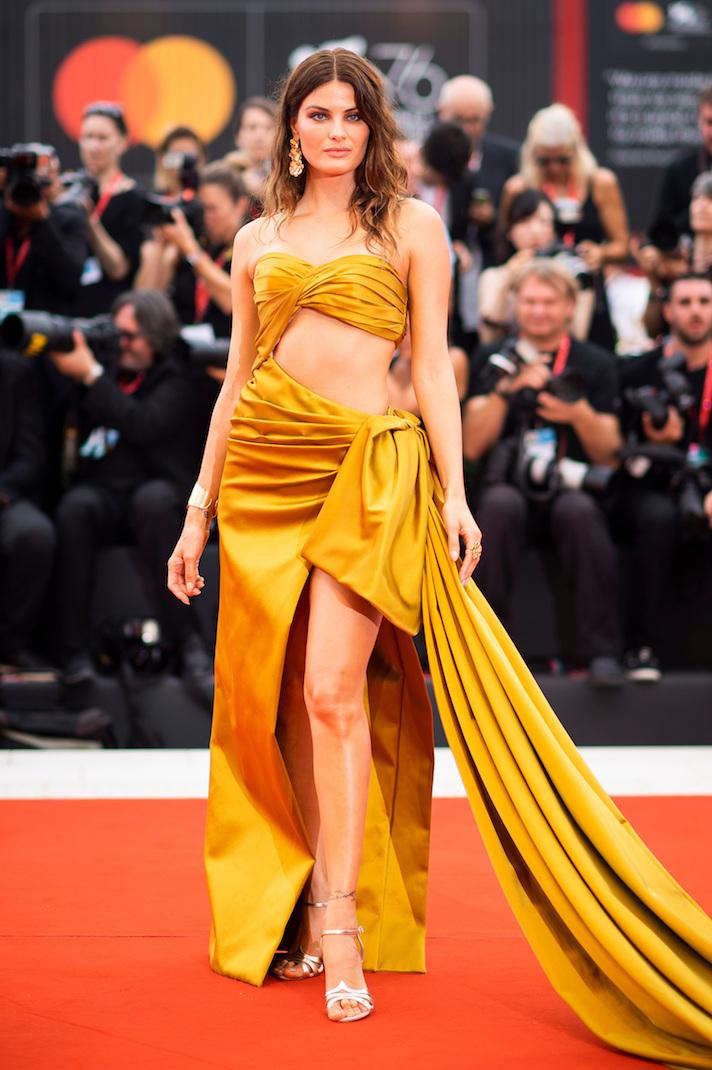 Изабели Фонтана на 76-м Венецианском кинофестивале 2019 года