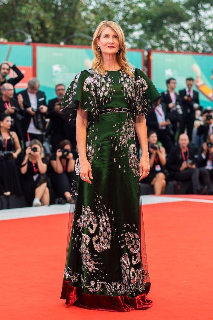 Лора Дерн на 76-м Венецианском кинофестивале 2019 года