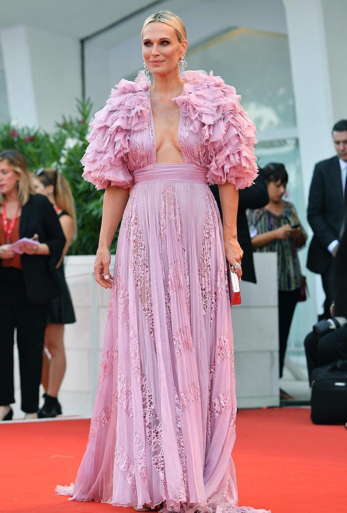 Молли Симс на 76-м Венецианском кинофестивале 2019 года