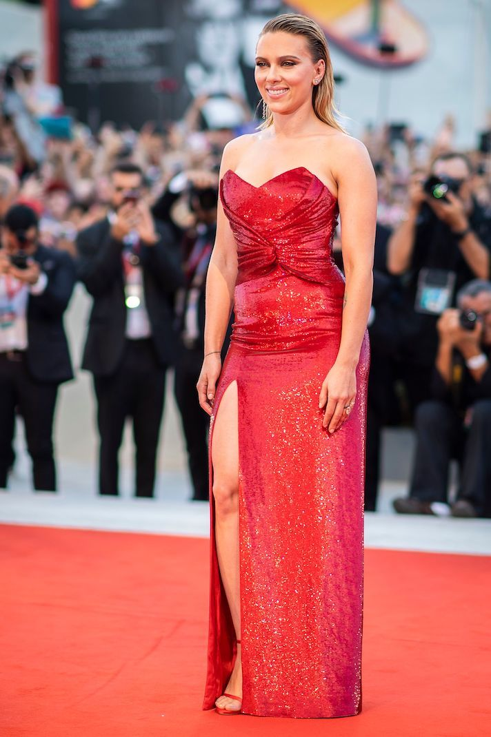 Скарлетт Йоханссон на 76-м Венецианском кинофестивале 2019 года