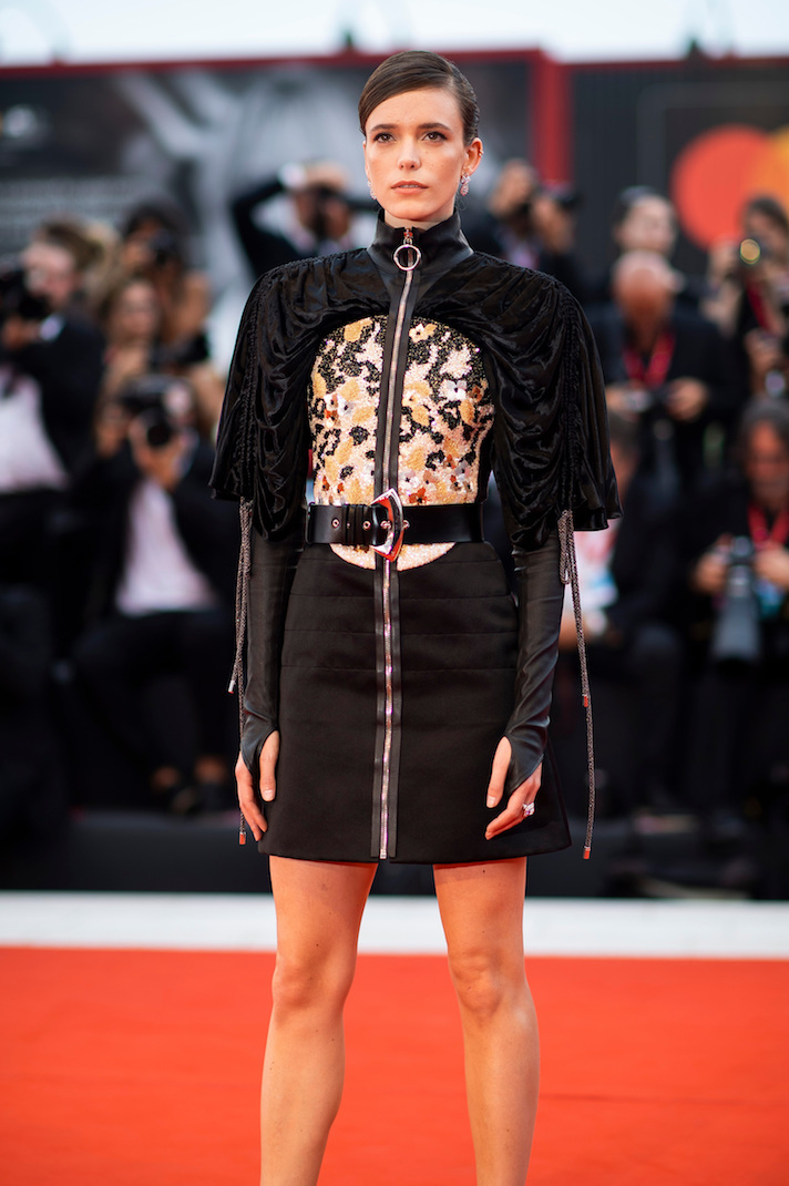 Стейси Мартин на 76-м Венецианском кинофестивале 2019 года