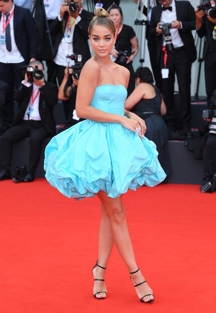 Жасмин Сандерс на 76-м Венецианском кинофестивале 2019 года