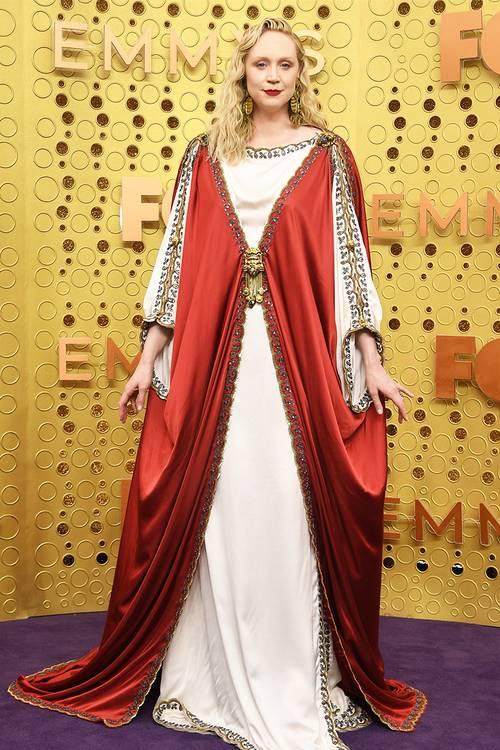 Гвендолин Кристи в платье Gucci, во время 71 церемонии вручения премии Эмми