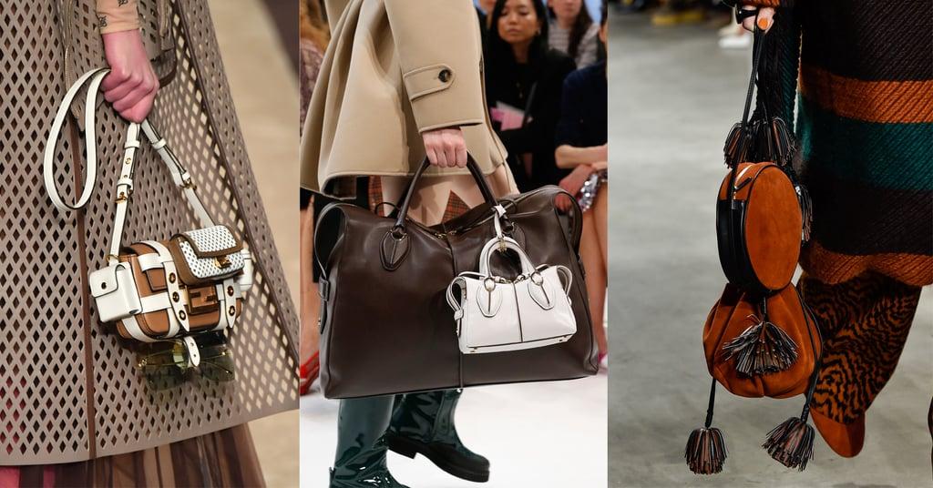 Модели с двойными сумками