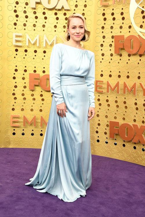 Сара Голдберг, во время 71 церемонии вручения премии Эмми