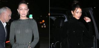 Сестры Хадид в шикарных нарядах, особенно Белла, на церемонии Vogue Fashion Fund