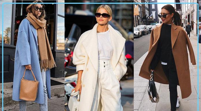 Надоел черный Это модные цвета для пальто зимой 2020