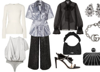 В чем встречать Новый год 2020: наряды и аксессуары.