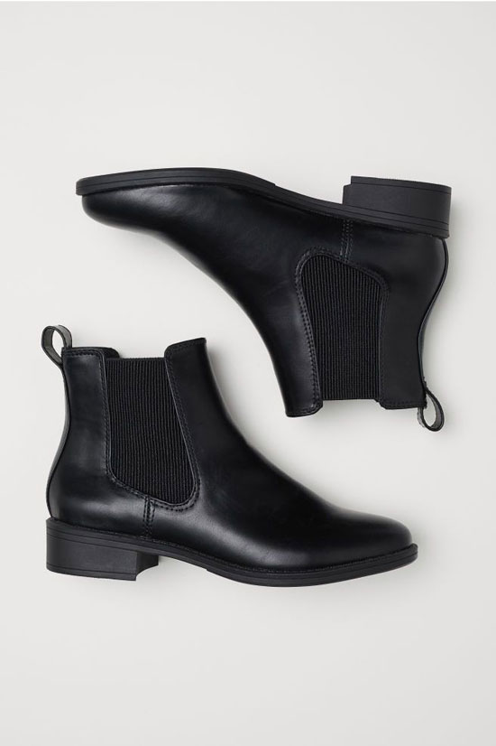 Актуальная обувь весной 2020