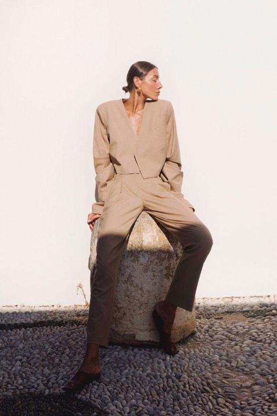 Стильные и модные вещи весной 2020