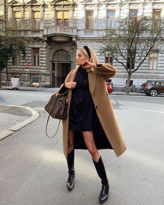Модные женские пальто весной 2020
