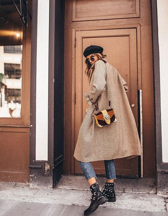Стильные и модные пальто для женщин весной 2020